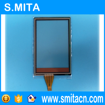 "2.6"" inch touchscreen Screen for Garmin Dakota 20 GPS LCD display screen panel WD-F1624W-7FLWH TFT LCD replacement parts"
