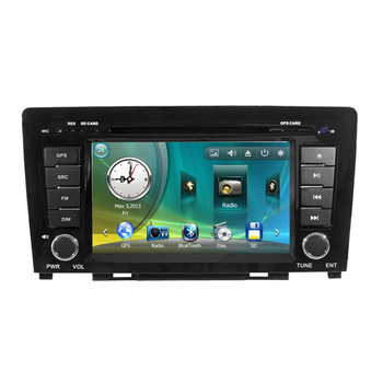 "7 ""araba Radyo DVD GPS Navigasyon Merkez Multimedya için Great Wall haval H6 SD USB RDS iPod Telefon Defteri Bluetooth Handsfree"